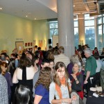 With this sold-out event, there were lots of opportunities for guests to meet new people!