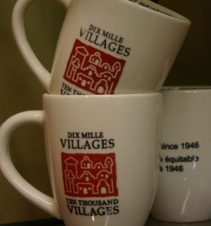 Dix mille villages (Ten Thousand Villages)